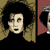 Johnny Depp Four Times